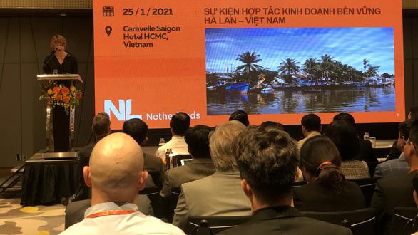 Hợp tác Hà Lan - Việt Nam: Xúc tiến thương mại cho Đồng bằng sông Cửu Long - Ảnh 1.
