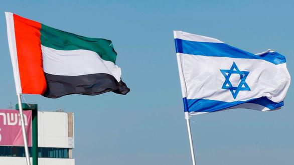 Bước ngoặt lịch sử ở Ả Rập: Israel mở đại sứ quán ở UAE - Ảnh 1.