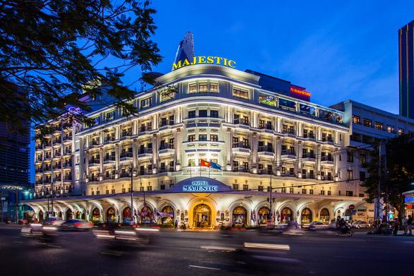 Saigontourist Group tung voucher siêu khuyến mãi phòng khách sạn 5 sao - Ảnh 1.