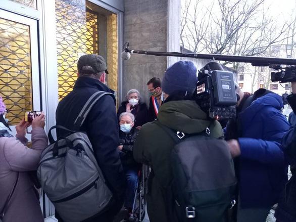 روند دادرسی ترن تو نگا در فرانسه آغاز شد - عکس 2.
