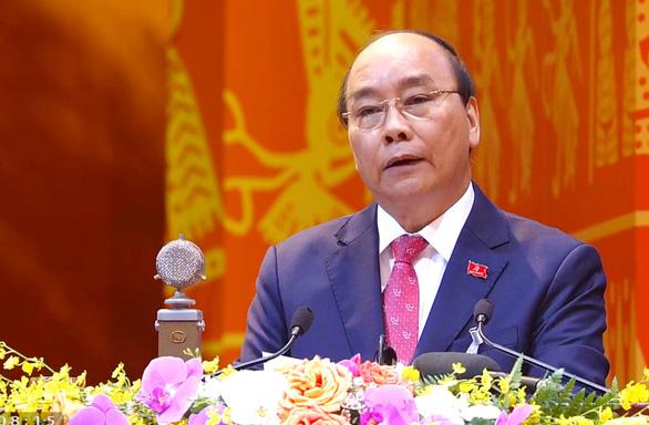 Chính thức khai mạc Đại hội lần thứ XIII của Đảng - Ảnh 3.