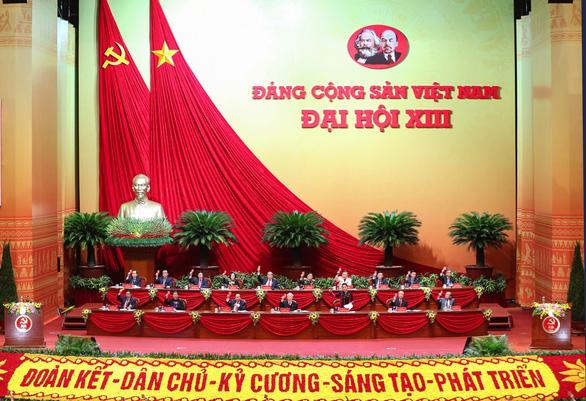 Chính thức khai mạc Đại hội lần thứ XIII của Đảng - Ảnh 1.