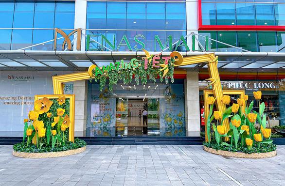 Amazing Tết - Đón năm mới diệu kỳ tại Menas Mall Saigon Airport - Ảnh 2.