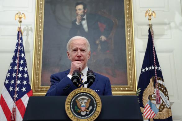 Ông Biden thực hiện kiên nhẫn chiến lược với Trung Quốc - Ảnh 1.