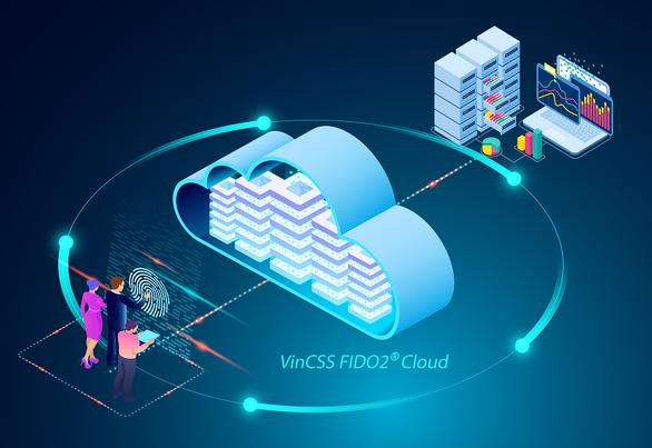 Vingroup ra mắt dịch vụ đám mây xác thực mạnh - Ảnh 1.