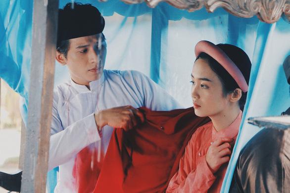 Web drama cổ trang Gái xấu xiên không gây sốt - Ảnh 2.