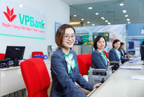 VPBank - ngân hàng tư nhân khát vọng thịnh vượng - Ảnh 1.