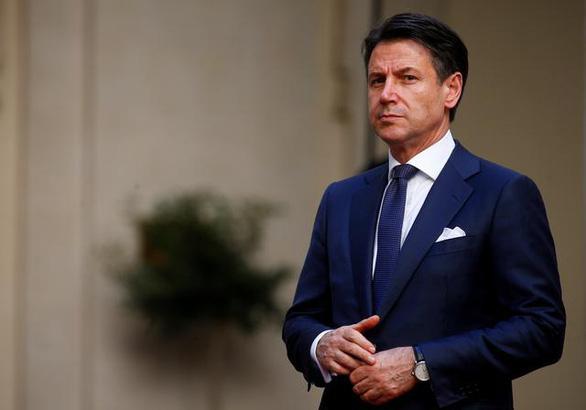 Thủ tướng Ý Conte từ chức giữa dịch COVID-19 và khủng hoảng chính trị - Ảnh 1.