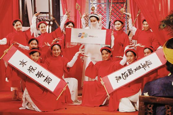 Web drama cổ trang Gái xấu xiên không gây sốt - Ảnh 7.