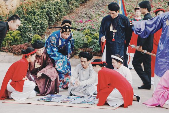 Web drama cổ trang Gái xấu xiên không gây sốt - Ảnh 4.