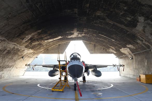 Đài Loan tập trận chiến tranh với tên lửa hành trình có thể bắn tới Trung Quốc - Ảnh 1.