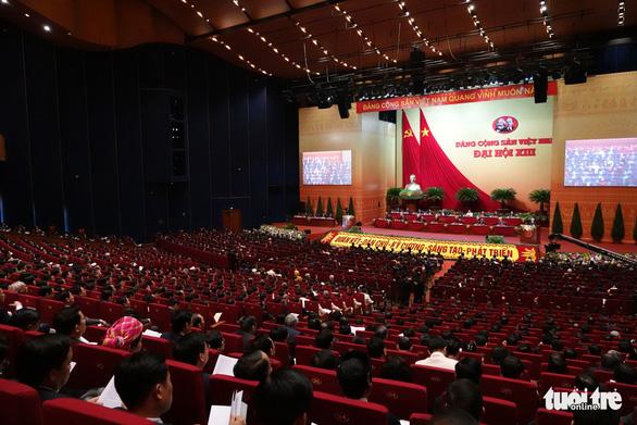 Văn kiện Đại hội XIII kết tinh trí tuệ toàn Đảng, toàn dân - Ảnh 9.
