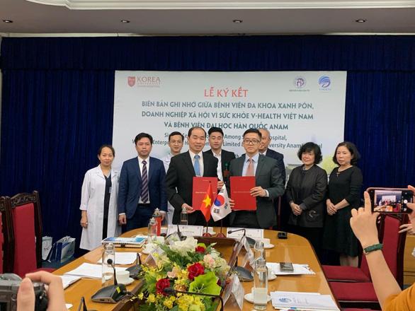 Bệnh nhân Việt có thể khám bệnh từ xa với bác sĩ Hàn - Ảnh 1.