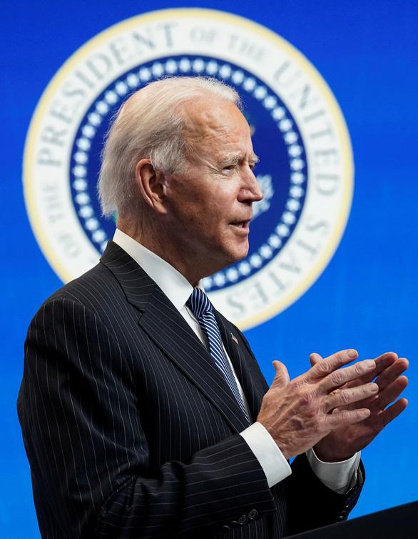 Ông Biden kiên nhẫn chiến lược với Trung Quốc, Bắc Kinh bắt đầu tập trận - Ảnh 1.
