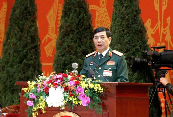 Thượng tướng Phan Văn Giang: Tạo tiền đề, từ năm 2030 xây dựng quân đội hiện đại - Ảnh 1.