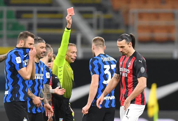 Điểm tin thể thao sáng 27-1: Ibrahimovic đá bay Milan khỏi Cúp quốc gia Ý - Ảnh 1.