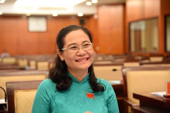 Bà Nguyễn Thị Lệ làm chủ tịch Ủy ban bầu cử TP.HCM - Ảnh 1.