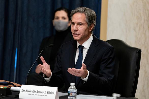 آقای آنتونی بلینکن به عنوان وزیر خارجه جدید ایالات متحده تأیید شده است - عکس 1.