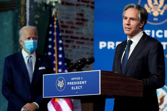 آقای آنتونی بلینکن به عنوان وزیر خارجه جدید ایالات متحده تأیید شده است - عکس 2.