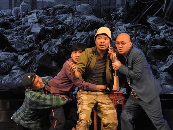 Ca, kịch Thank xuân 21 của Nhà hát Tuổi Trẻ cho Tết Nguyên đán - Ảnh 2.