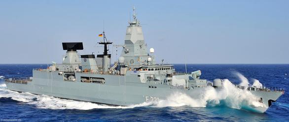 Nikkei Asia: Đức sẽ đưa tàu chiến tới Biển Đông vào mùa hè, để mắt tới Trung Quốc - Ảnh 1.
