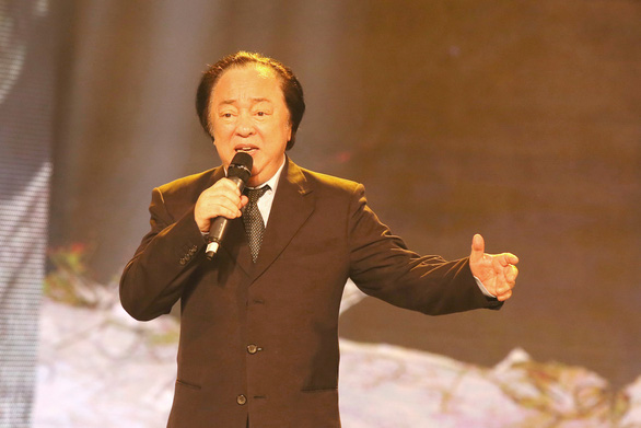 Nghệ sĩ Trung Kiên qua đời: Bố đã có cuộc đời đẹp mà con tự hào là một phần - Ảnh 1.