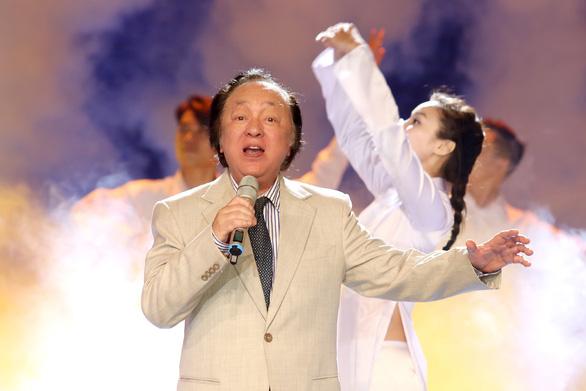 Nghệ sĩ Trung Kiên qua đời: Bố đã có cuộc đời đẹp mà con tự hào là một phần - Ảnh 3.
