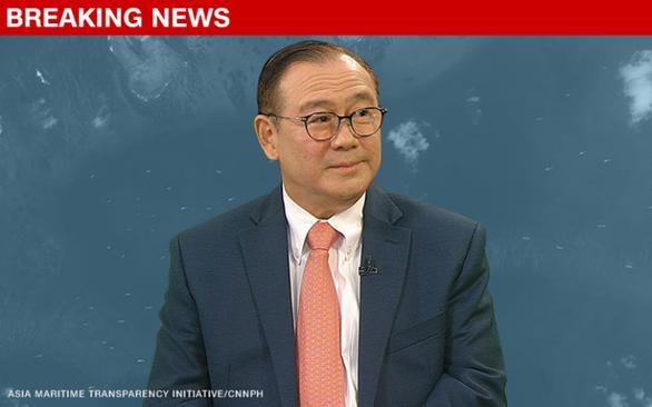 Philippines phản ứng Luật hải cảnh Trung Quốc: Nếu không phản đối, tức sẽ phục tùng  - Ảnh 1.