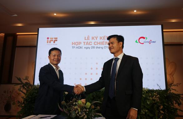 Coteccons 'bắt tay' IFF Holdings triển khai dự án tại Hồ Tràm - Ảnh 1.