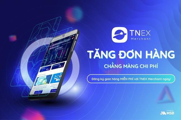TNEX Merchant: giải pháp tiếp cận khách hàng, tăng doanh thu cho cửa hàng - Ảnh 2.