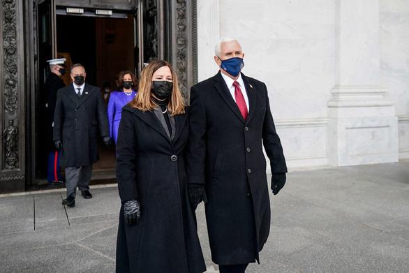 Cựu phó tổng thống Mỹ Mike Pence chưa thể an cư sau khi rời nhiệm sở - Ảnh 1.