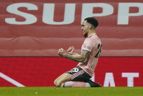 Sốc: Man Utd bị đội cuối bảng Sheffield hạ đo ván tại Old Trafford - Ảnh 1.
