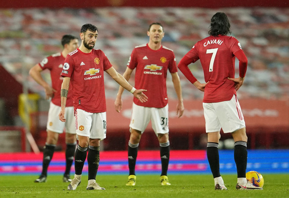 Sốc: Man Utd bị đội cuối bảng Sheffield hạ đo ván tại Old Trafford - Ảnh 4.