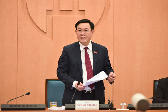 Hà Nội lấy mẫu xét nghiệm cho người ở ổ dịch tại Hải Dương về từ ngày 14-1 - Ảnh 3.