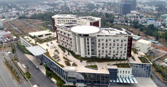 Thành phố Thủ Đức sẽ là trung tâm y tế kỹ thuật cao - Ảnh 1.