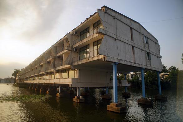 Khách sạn Thắng Lợi định xây khách sạn cao 58m ven hồ Tây, Sở xin Bộ hướng dẫn - Ảnh 2.
