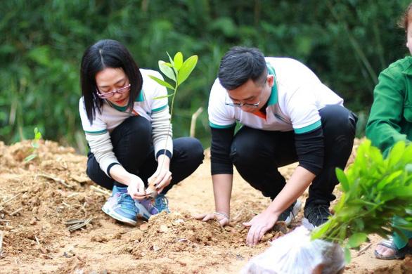 Dự án 'Xanh An Bình - Xanh Việt Nam' của ABBANK - Ảnh 1.