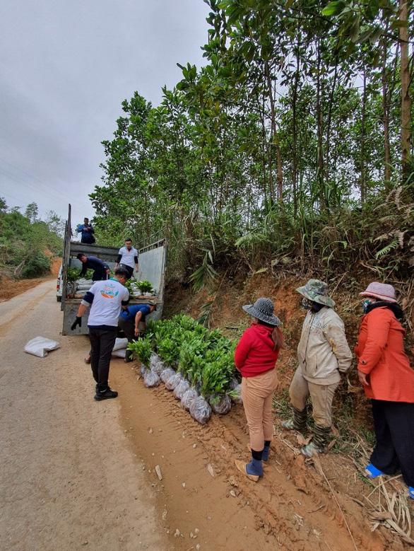 Dự án 'Xanh An Bình - Xanh Việt Nam' của ABBANK - Ảnh 2.