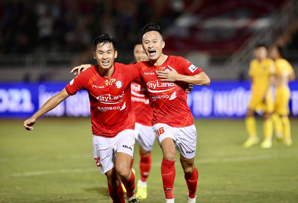 Hoãn trận đấu giữa Than Quảng Ninh – TP.HCM trên sân Cẩm Phả - Ảnh 1.