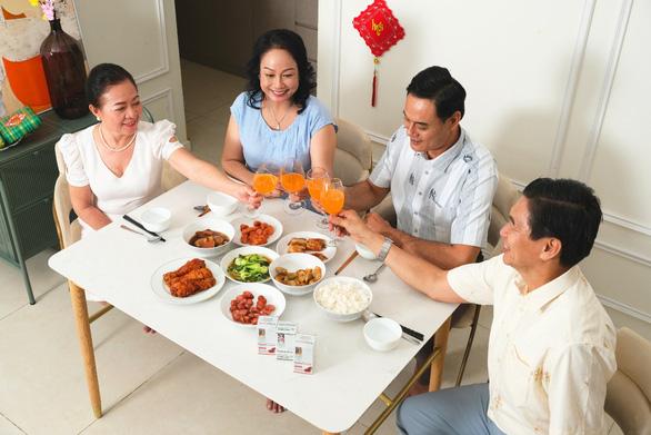 4 nếp sinh hoạt phòng ngừa đột quỵ mùa lễ tết cho tuổi 50 - Ảnh 4.