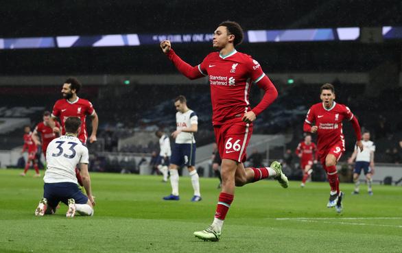 Hojbjerg lập siêu phẩm, Tottenham vẫn thua Liverpool ngay trên sân nhà - Ảnh 1.