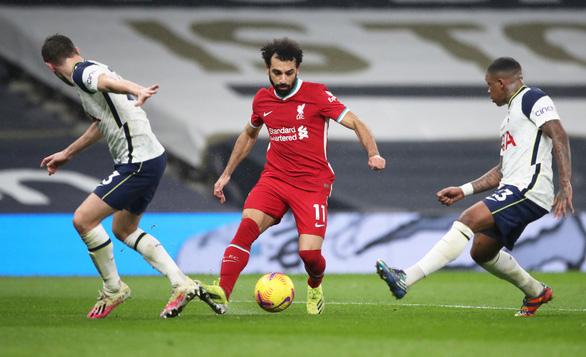Hojbjerg lập siêu phẩm, Tottenham vẫn thua Liverpool ngay trên sân nhà - Ảnh 2.