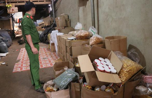 Phù phép nhân hạt điều thải loại thành hạt điều Bình Phước, rao bán trên Facebook - Ảnh 3.