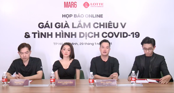 Phim Bố già, Gái già lắm chiêu V, Rap Việt hủy sự kiện vì COVID-19 - Ảnh 1.