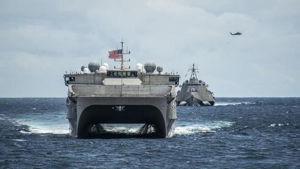 اگر فیلیپین در دریای جنوب چین مورد حمله مسلحانه قرار گیرد ، ایالات متحده قول کمک می دهد - عکس 1.