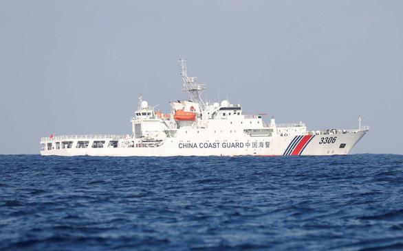 Việt Nam lên tiếng việc Trung Quốc ra luật cho phép bắn tàu nước ngoài ở Biển Đông - Ảnh 1.