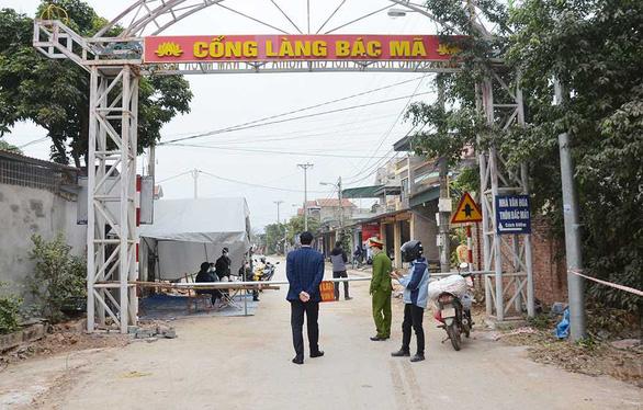 Quảng Ninh phong tỏa một xã ở Đông Triều, truy vết COVID-19 đến F5 - Ảnh 1.