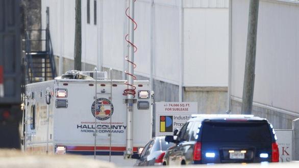 نشت گاز نیتروژن مایع در کارخانه آمریکایی ، 17 قربانی - عکس 1.