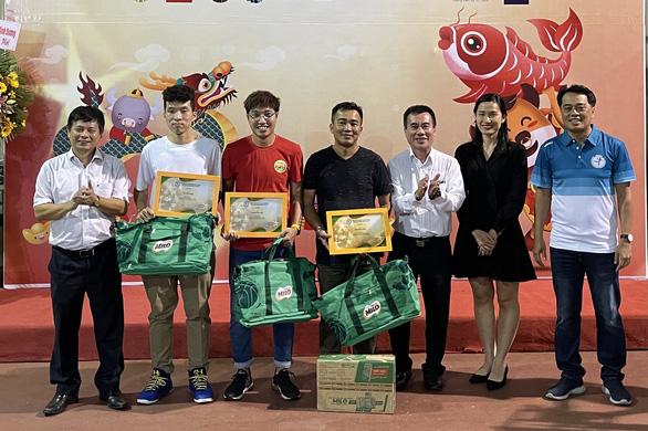 Điểm tin thể thao tối 30-1: Thanh Hóa thắng Nam Định, trao giải cuộc thi viết về đam mê thể thao... - Ảnh 4.