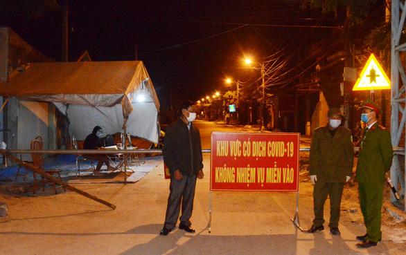 Sáng nay 34 ca mắc COVID-19 mới, dịch vẫn ở Chí Linh và Quảng Ninh - Ảnh 1.